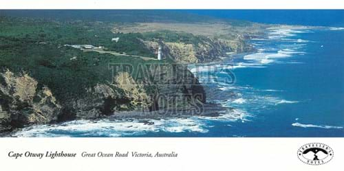 Cape Otway Post Card front